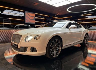 Vente Bentley Continental GT SPEED Occasion
