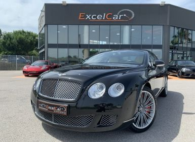 Achat Bentley Continental GT Speed 610 Occasion