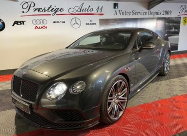 Vente Bentley Continental GT Speed 635 cv Phase II 1er Main Francaise Occasion