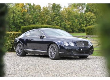 Vente Bentley Continental GT Speed Continental GT Vitesse Occasion