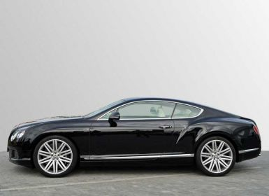 Achat Bentley Continental GT Speed W12 Occasion