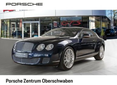 Bentley Continental GT Speed W12  Occasion