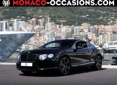 Vente Bentley Continental GT V8 4.0 Occasion