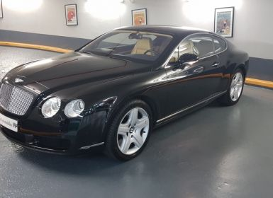 Achat Bentley Continental GT W12 Occasion