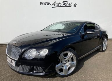 Achat Bentley Continental GT W12 6.0 575 CH A Occasion