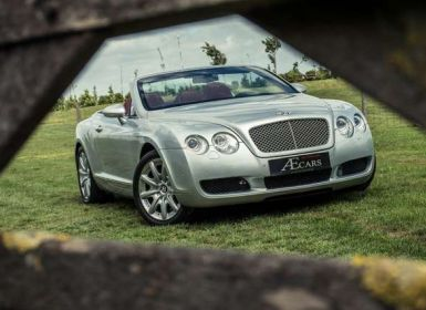 Vente Bentley Continental GTC - W12 - AIR SUSPENSION - BELGIAN CAR Occasion