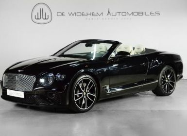 Vente Bentley Continental GTC 3 6.0 W12 635 FIRST EDITION Occasion