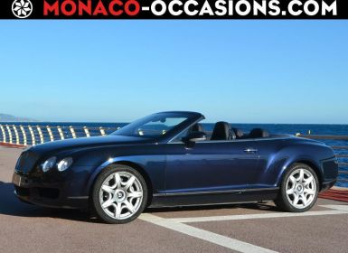 Acheter Bentley Continental GTC 6.0 Occasion