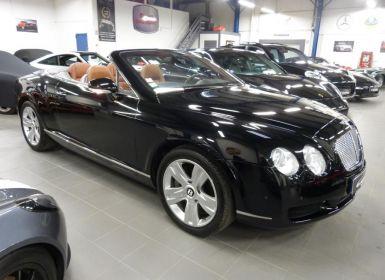 Vente Bentley Continental GTC 6.0 Occasion