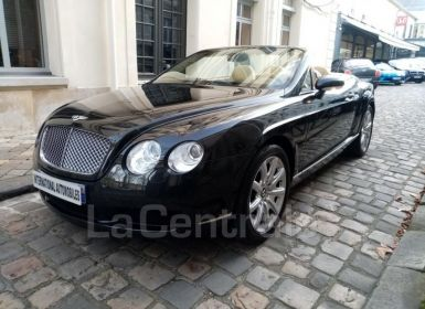 Voiture Bentley Continental GTC CABRIOLET 6.0 W12 BI-TURBO 560 TIPTRONIC Occasion