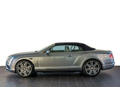 Voiture Bentley Continental GTC CABRIOLET GTC 4.0 V8 MULLINER 1 ERE MAIN Occasion