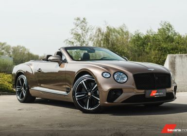 Vente Bentley Continental GTC 'Centenary Edition' - Mulliner Spec Occasion