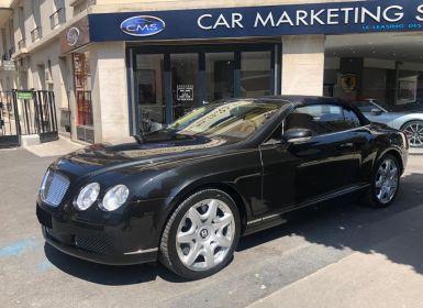 Vente Bentley Continental GTC GT Cabriolet 6.0 W12 A Occasion