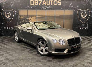 Vente Bentley Continental GTC GT Cabriolet V8 4.0 V8 Occasion