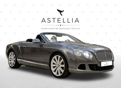 Vente Bentley Continental GTC GT W12 II 6,0 575ch BiTurbo Occasion