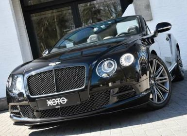 Vente Bentley Continental GTC SPEED 6.0 BITURBO W12 Occasion