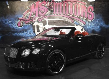Achat Bentley Continental GTC V12 Occasion