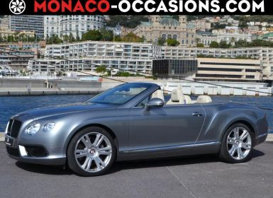 Acheter Bentley Continental GTC V8 4.0 Occasion