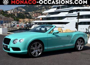 Vente Bentley Continental GTC V8 4.0 Occasion