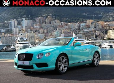 Vente Bentley Continental GTC V8 4.0 Occasion