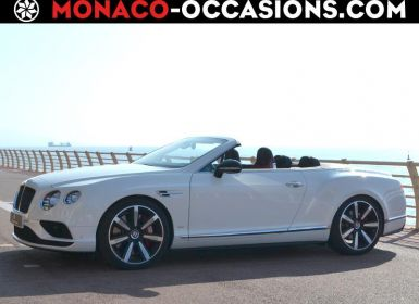 Acheter Bentley Continental GTC V8 4.0 S Occasion