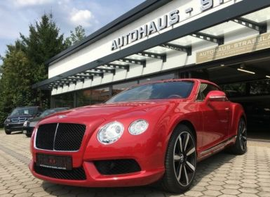 Vente Bentley Continental GTC V8 DRAGON RED Occasion
