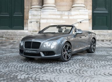 Achat Bentley Continental GTC V8 *Mulliner* Occasion