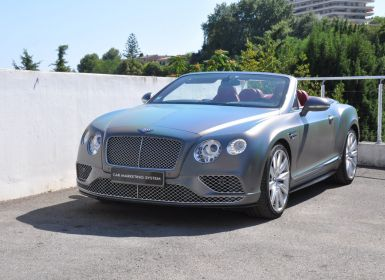 Achat Bentley Continental GTC V8S 4.0 528 ch Leasing