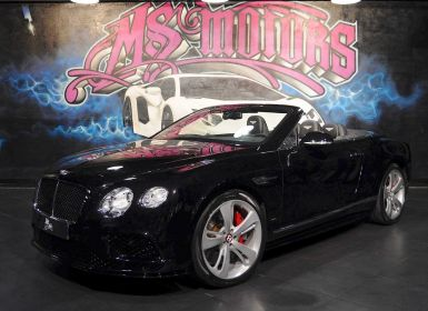 Vente Bentley Continental GTC V8S MULLINER Occasion
