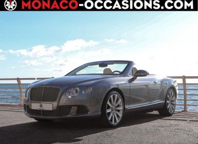 Achat Bentley Continental GTC W12 6.0 Occasion