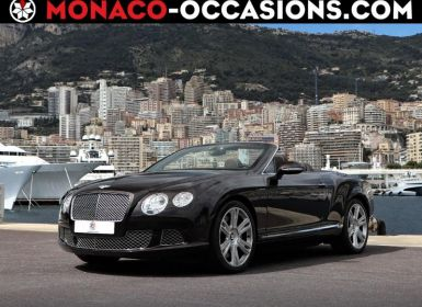 Vente Bentley Continental GTC W12 6.0 Occasion