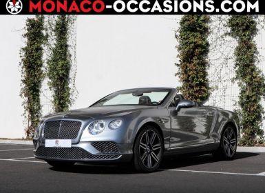 Vente Bentley Continental GTC W12 6.0 Occasion