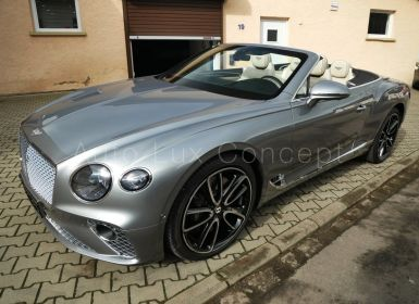 Vente Bentley Continental GTC W12 Pack Mulliner, Pack Touring, Pack City, NAIM Audio, Rotating Display, Tuner TV Occasion