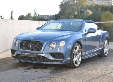 Achat Bentley Continental GTC W12 SPEED 6.0 625CH Leasing