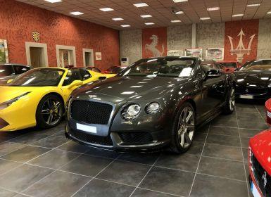 Vente Bentley Continental S GTC V8 4.0 (Française) Occasion
