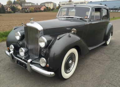 Vente Bentley Mark VI Saloon RHD Occasion