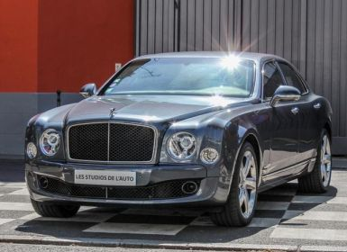 Vente Bentley Mulsanne 6.75 V8 537ch Speed Occasion