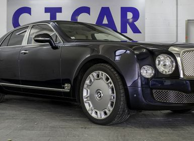 Achat Bentley Mulsanne 6.8 Occasion