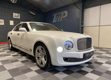 Achat Bentley Mulsanne A V8 6.75 512 CH Occasion