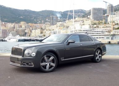 Vente Bentley Mulsanne II Speed 6.8 537 CH Occasion