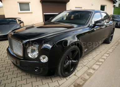 Vente Bentley Mulsanne Speed Beluga Edition, ACC, Caméra, Carbone Occasion