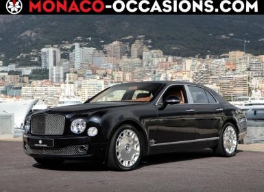 Voiture Bentley Mulsanne V8 512ch Occasion
