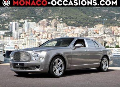 Achat Bentley Mulsanne V8 512ch Occasion