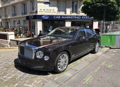 Voiture Bentley Mulsanne V8 6.75 512 ch A Occasion
