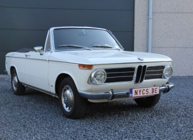 Achat BMW 1600 Cabrio Occasion