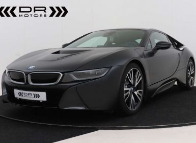 BMW i8 Plug In Hybrid - Protonic Edition - Frozen black Occasion