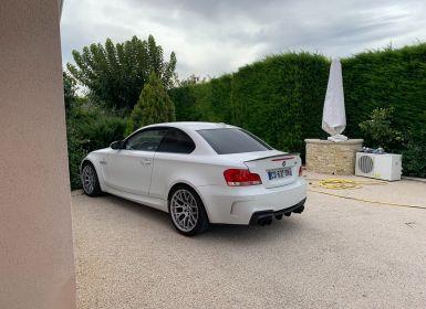 Vente BMW M1 3L Bi Turbo 340ch Boite Manuelle 6 Occasion