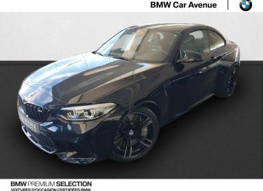 Vente BMW M2 3.0 410ch Competition 29cv Neuf