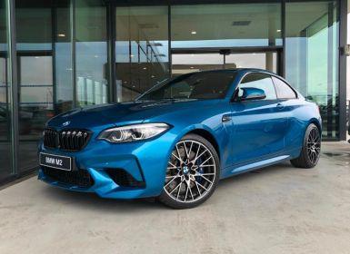 Vente BMW M2 3.0 410ch Competition M DKG Neuf