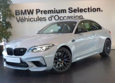 Vente BMW M2 3.0 410ch Competition M DKG Occasion